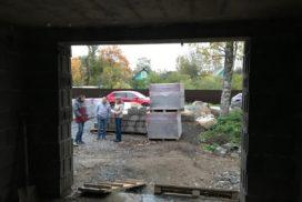 Гаражные подъёмно-секционные ворота Doorhan RSD01 в Коммунаре, фото 3