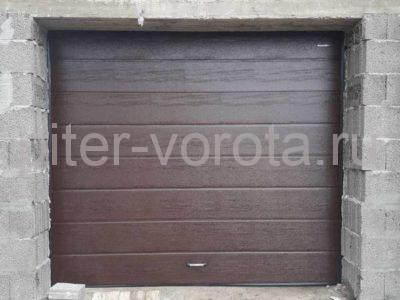 Гаражные подъёмно-секционные ворота Doorhan RSD01 в Коммунаре, фото 1