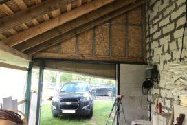 Гаражные подъёмно-секционные ворота Doorhan RSD01 в Кордоне, фото 4
