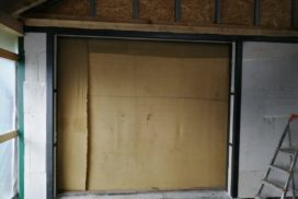 Гаражные подъёмно-секционные ворота Doorhan RSD01 в Кордоне, фото 5
