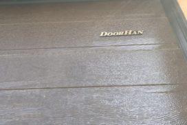 Гаражные подъёмно-секционные ворота Doorhan RSD01 в Кордоне, фото 2