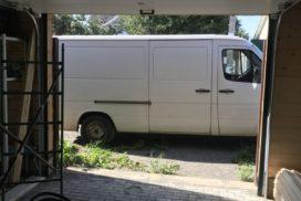 Гаражные подъёмно-секционные ворота Doorhan RSD01 в Кордоне, фото 3