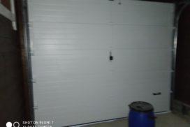 Гаражные подъёмно-секционные ворота DoorHan RSD01 в КП Петровские Сады, фото 2