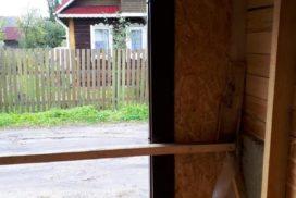Гаражные подъёмно-секционные ворота Doorhan RSD01 в Любани, фото 3