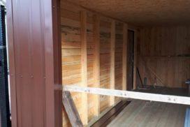 Гаражные подъёмно-секционные ворота Doorhan RSD01 в Любани, фото 5