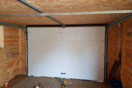 Гаражные подъёмно-секционные ворота Doorhan RSD01 в Любани, фото 2