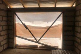 Гаражные подъёмно-секционные ворота DoorHan RSD01 в Малой Малиновке, фото 4