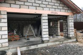 Гаражные подъёмно-секционные ворота Doorhan RSD01 в Малых порогах, фото 2