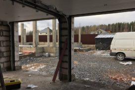 Гаражные подъёмно-секционные ворота Doorhan RSD01 в Малых порогах, фото 4