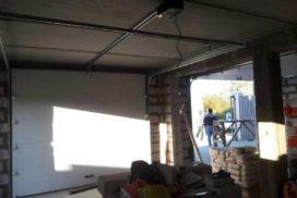 Гаражные подъёмно-секционные ворота Doorhan RSD01 в Мяглово, фото 2