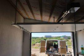 Гаражные подъёмно-секционные ворота Doorhan RSD01 в Новой пробе, фото 2