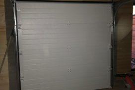 Гаражные подъёмно-секционные ворота Doorhan RSD01 в Пушкине, фото 2