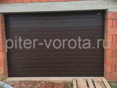 Гаражные подъёмно-секционные ворота Doorhan RSD01 в Ропше, фото 1