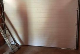 Гаражные подъёмно-секционные ворота Doorhan RSD01 в Ропше, фото 2