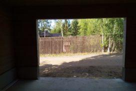 Гаражные подъёмно-секционные ворота DoorHan RSD01 в Семиозерье, фото 6