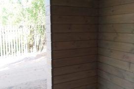 Гаражные подъёмно-секционные ворота DoorHan RSD01 в Семиозерье, фото 7