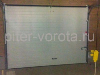 Гаражные подъёмно-секционные ворота DoorHan RSD01 в Семиозерье, фото 1