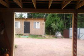 Гаражные подъёмно-секционные ворота DoorHan RSD01 в Васкелово, фото 5