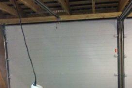 Гаражные подъёмно-секционные ворота DoorHan RSD01 в Васкелово, фото 2