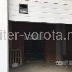 Гаражные подъёмно-секционные ворота DoorHan RSD02 на пр. Обуховской Обороны, фото 1