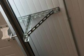 Гаражные подъёмно-секционные ворота DoorHan RSD02 на пр. Обуховской Обороны, фото 3