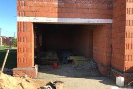 Гаражные подъёмно-секционные ворота DoorHan RSD02 в Балтийской Слободе, фото 3