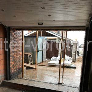Гаражные подъёмно-секционные ворота DoorHan RSD02 в Балтийской Слободе, фото 1