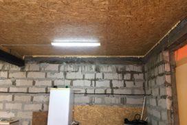 Гаражные подъёмно-секционные ворота DoorHan RSD02 в д.Олики, фото 6