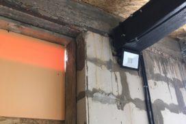 Гаражные подъёмно-секционные ворота DoorHan RSD02 в д.Олики, фото 8