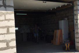 Гаражные подъёмно-секционные ворота DoorHan RSD02 в д.Олики, фото 3
