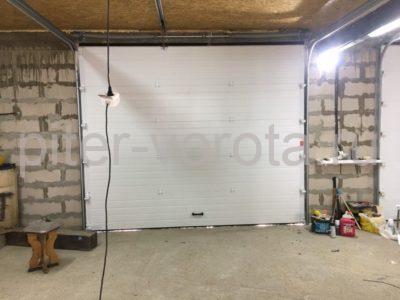 Гаражные подъёмно-секционные ворота DoorHan RSD02 в д.Олики, фото 1