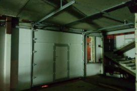 Гаражные подъёмно-секционные ворота Doorhan RSD02 в Ермилово, фото 3