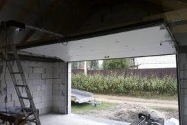 Гаражные подъёмно-секционные ворота DoorHan RSD02 в Карьере Мяглово, фото 2