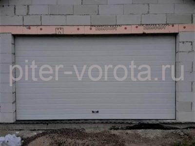 Гаражные подъёмно-секционные ворота DoorHan RSD02 в Карьере Мяглово, фото 1