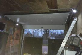 Гаражные подъёмно-секционные ворота Doorhan RSD02 в Кингисеппе, фото 2