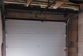 Гаражные подъёмно-секционные ворота DoorHan RSD02 в Лапухинке, фото 2