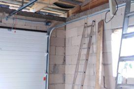Гаражные подъёмно-секционные ворота DoorHan RSD02 в Лапухинке, фото 3