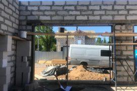 Гаражные подъёмно-секционные ворота DoorHan RSD02 в Отрадном, фото 4