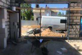 Гаражные подъёмно-секционные ворота DoorHan RSD02 в Отрадном, фото 6