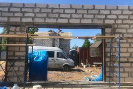 Гаражные подъёмно-секционные ворота DoorHan RSD02 в Отрадном, фото 8