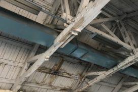 Гаражные подъёмно-секционные ворота Doorhan RSD02 в Озёрках, фото 5
