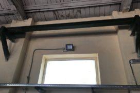 Гаражные подъёмно-секционные ворота Doorhan RSD02 в Озёрках, фото 6