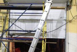 Гаражные подъёмно-секционные ворота Doorhan RSD02 в Озёрках, фото 2