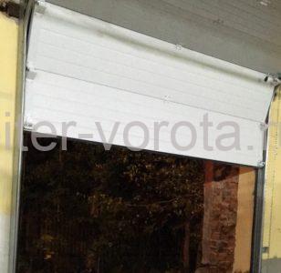 Гаражные подъёмно-секционные ворота Doorhan RSD02 в Озёрках, фото 1