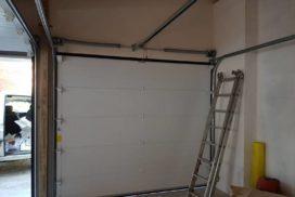 Гаражные подъёмно-секционные ворота Doorhan RSD02 в п. Лисий нос, фото 4
