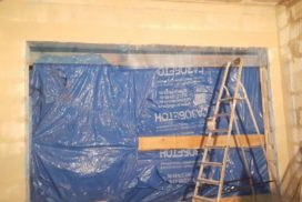 Гаражные подъёмно-секционные ворота DoorHan RSD02 в Пениках, фото 5