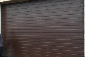 Гаражные подъёмно-секционные ворота DoorHan RSD02 в Пениках, фото 2