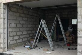 Гаражные подъёмно-секционные ворота DoorHan RSD02 в Пениках, фото 3
