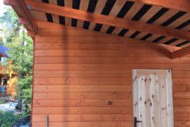 Гаражные подъёмно-секционные ворота DoorHan RSD02 в Приозерске, фото 9