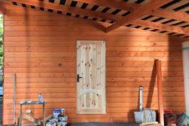 Гаражные подъёмно-секционные ворота DoorHan RSD02 в Приозерске, фото 10